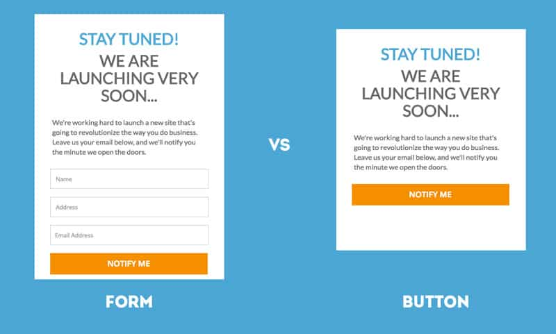 Forms-Landing-Pages