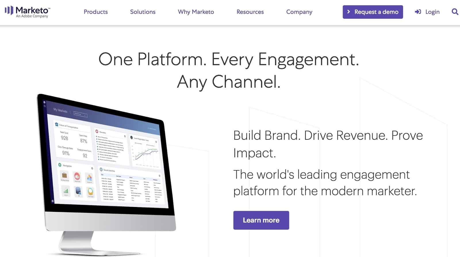 marketo marketing automation tools