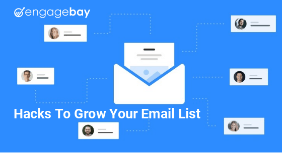 Fifteen Secret Hacks to Grow Your Email List [Updated]