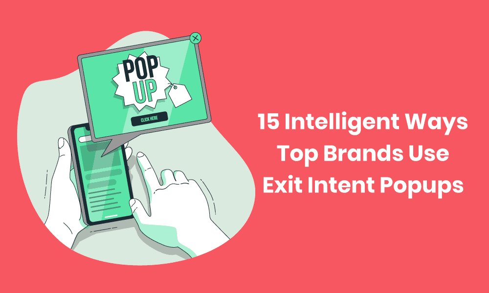 exit intent-popup