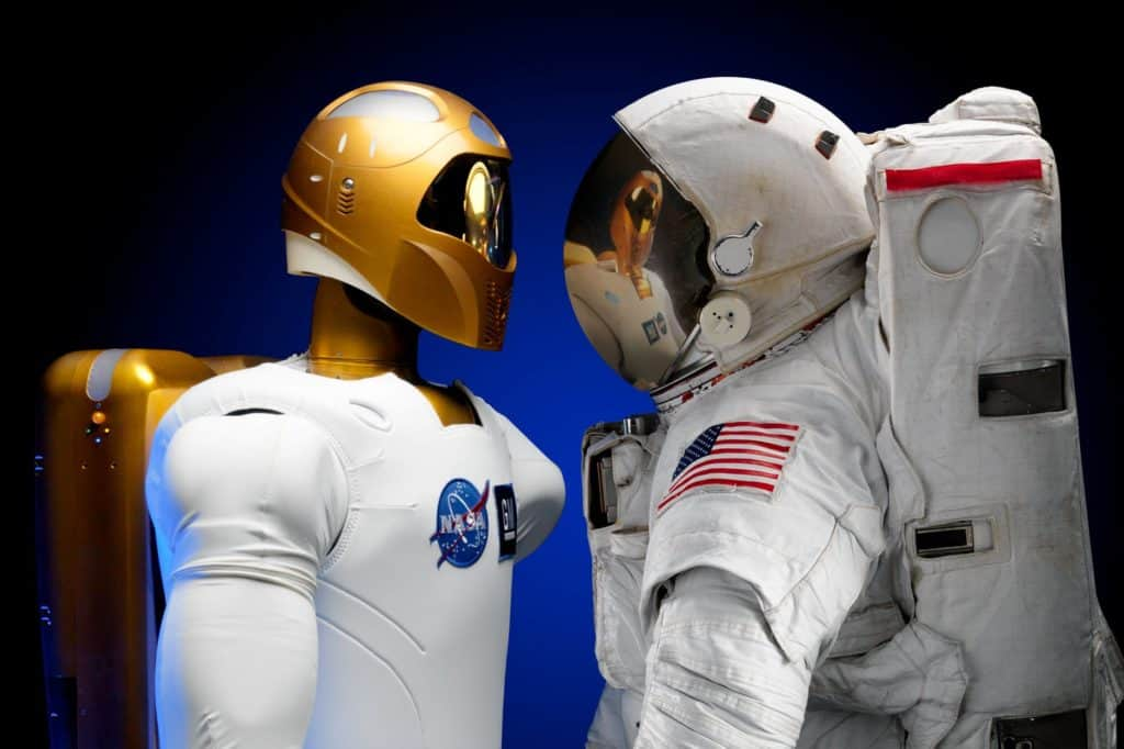 Data-driven marketing astronauts and AI