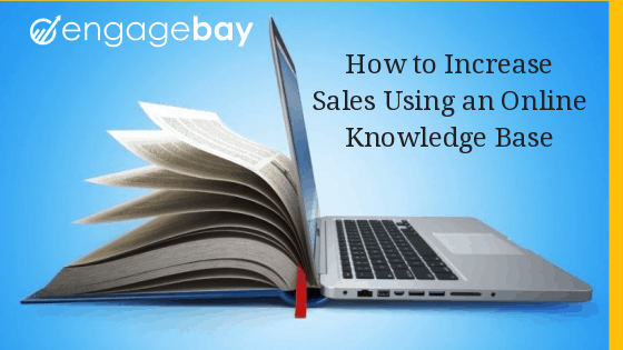 How to Increase Sales Using an Online Knowledge Base