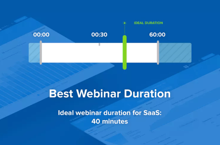 best practices for webinars