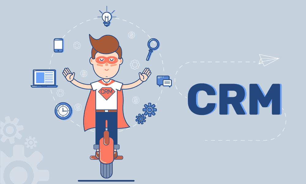 crm marketing techniques
