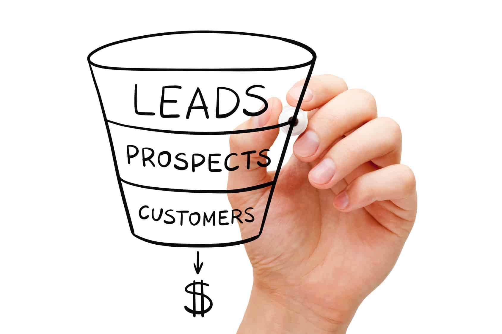 Sales prospecting definition