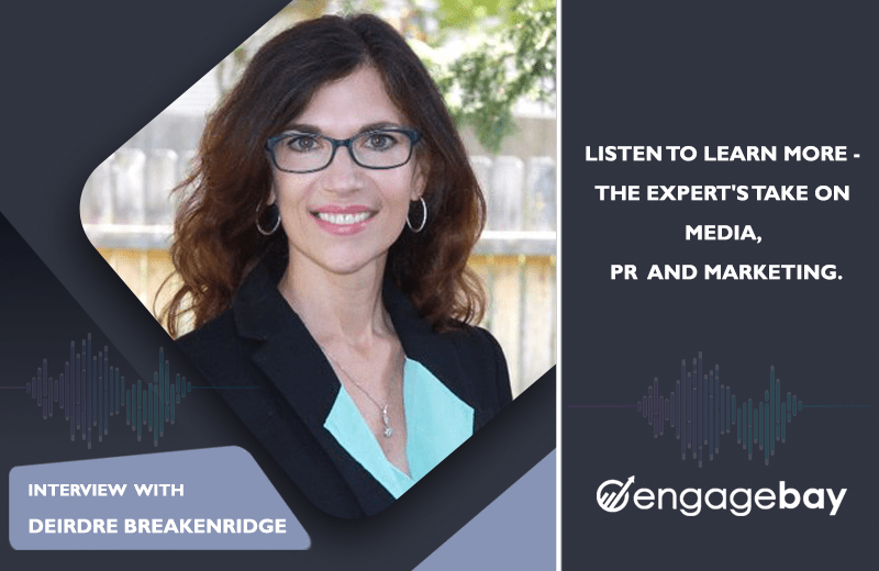 Our Takeaways from Our Interview with Deirdre Breakenridge
