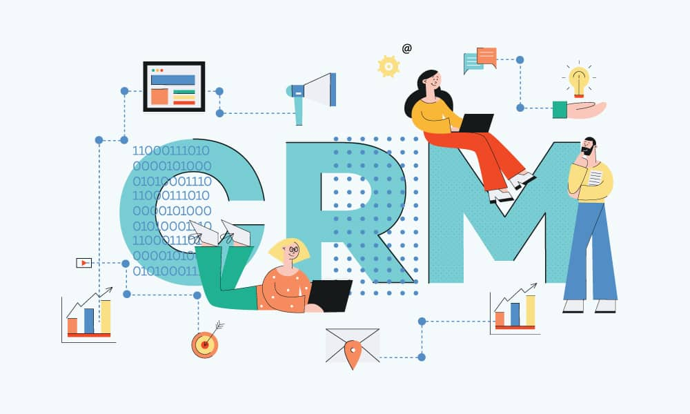 what is crm integration