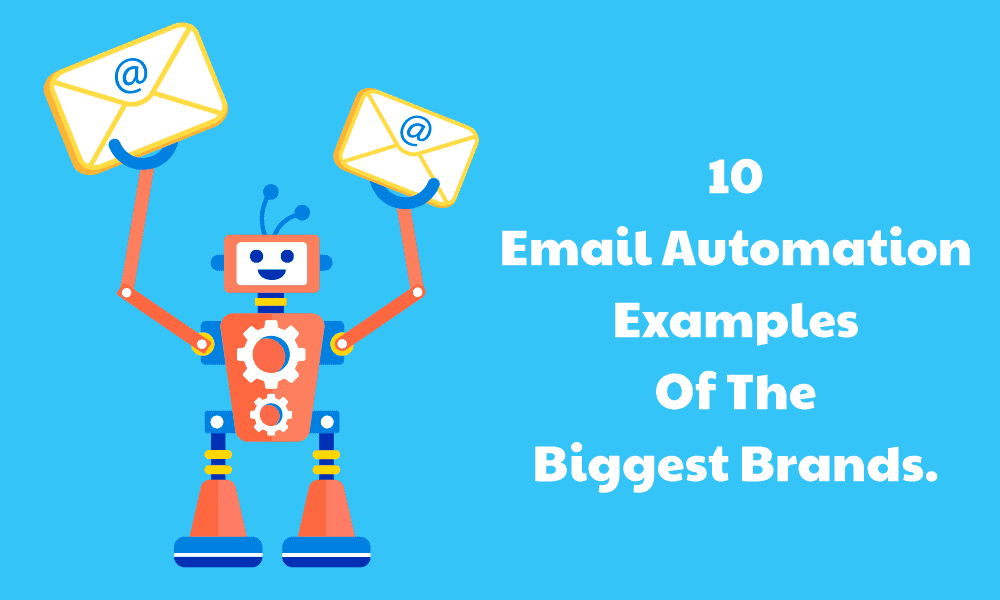 Email Automation Examples EngageBay
