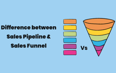 What Is the Difference Between a Sales Pipeline vs Sales Funnel?