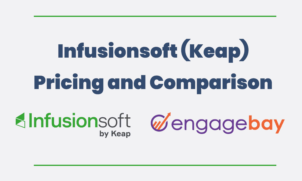 Infusionsoft-keap-engagebay-comparison
