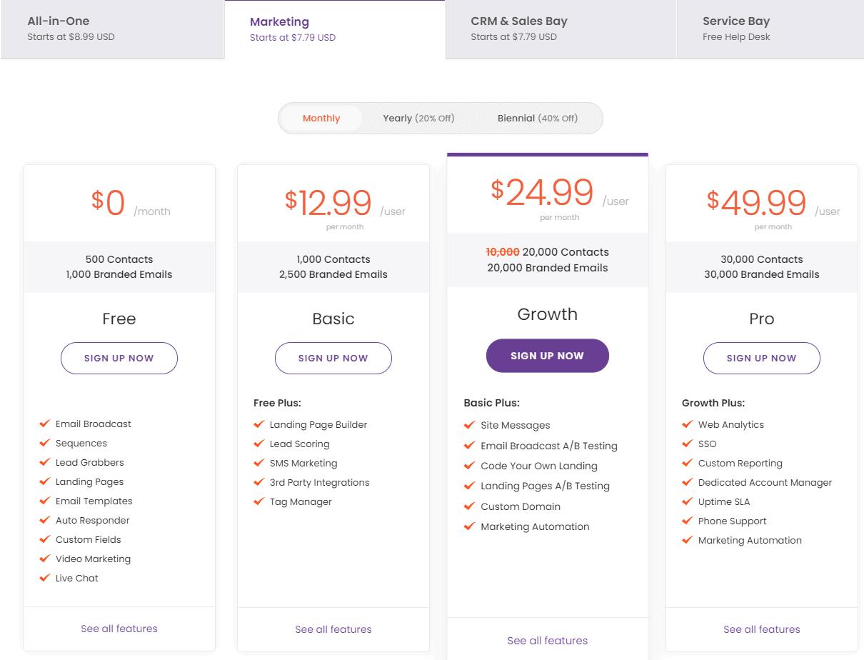 marketing-bay-pricing