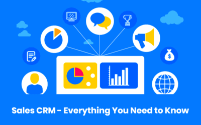 Sales CRM and Everything You Need to Know