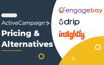 ActiveCampaign Pricing and Comparison with Other Alternatives