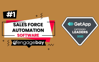 EngageBay – #1 Sales Force Automation Software 2020: GetApp