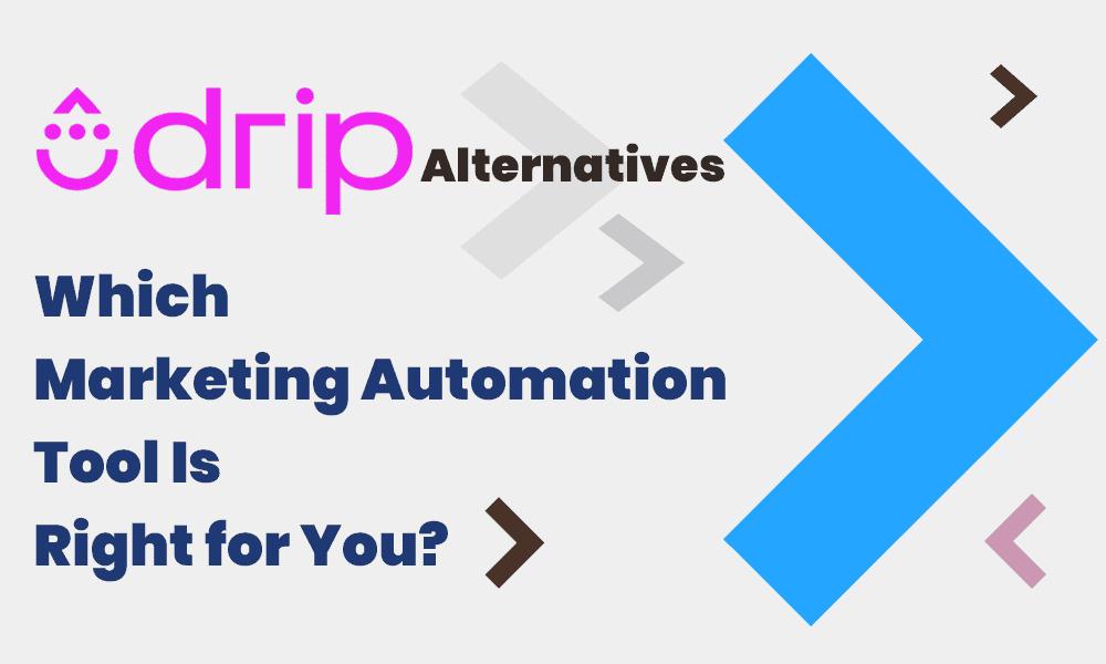 drip-alternatives
