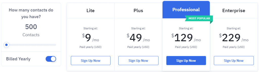 activecampaign-pricing