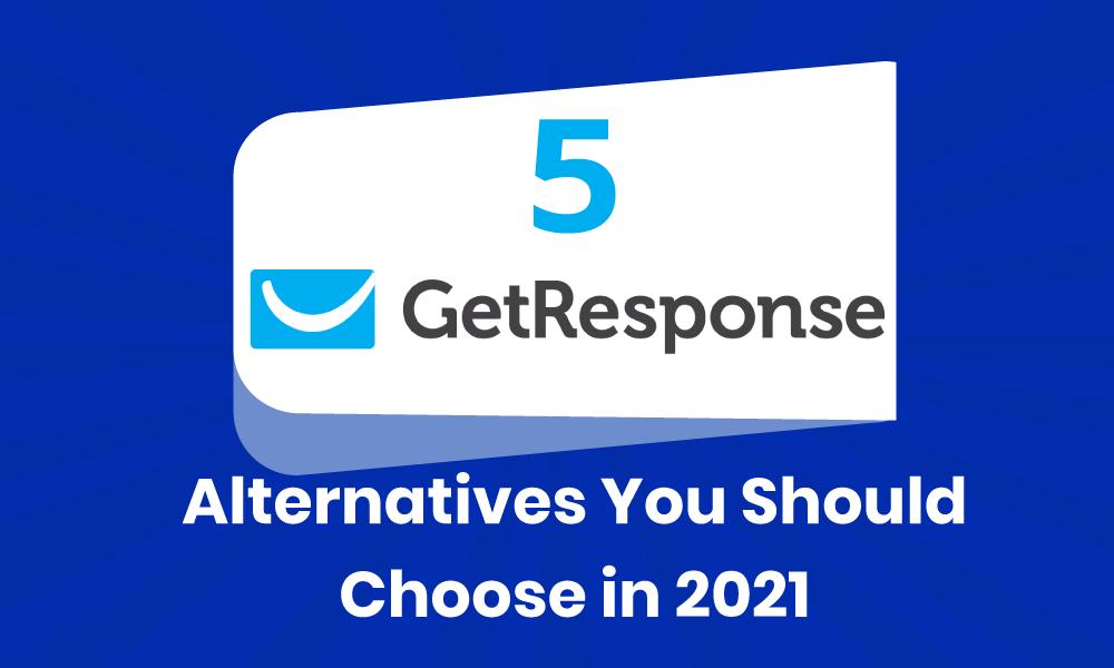 GetResponse Alternatives