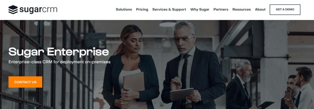 SugarCRM marketing automation tool
