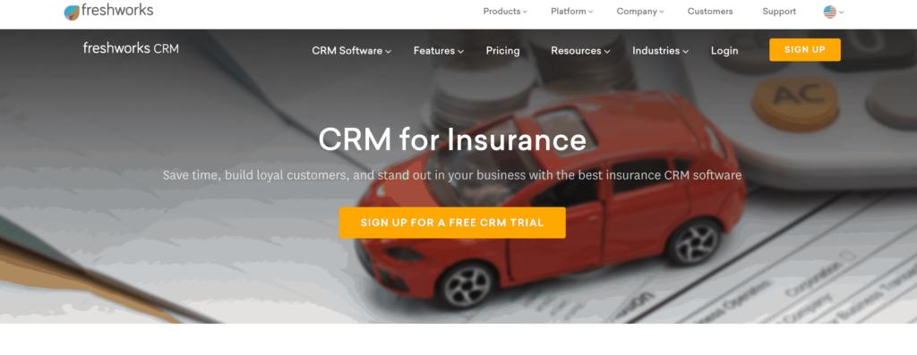 CRM solution| Freshworks