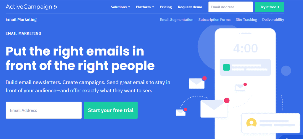 activecampaign-email marketing