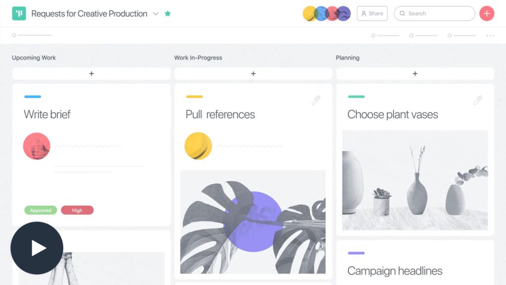 Asana project collaboration tool