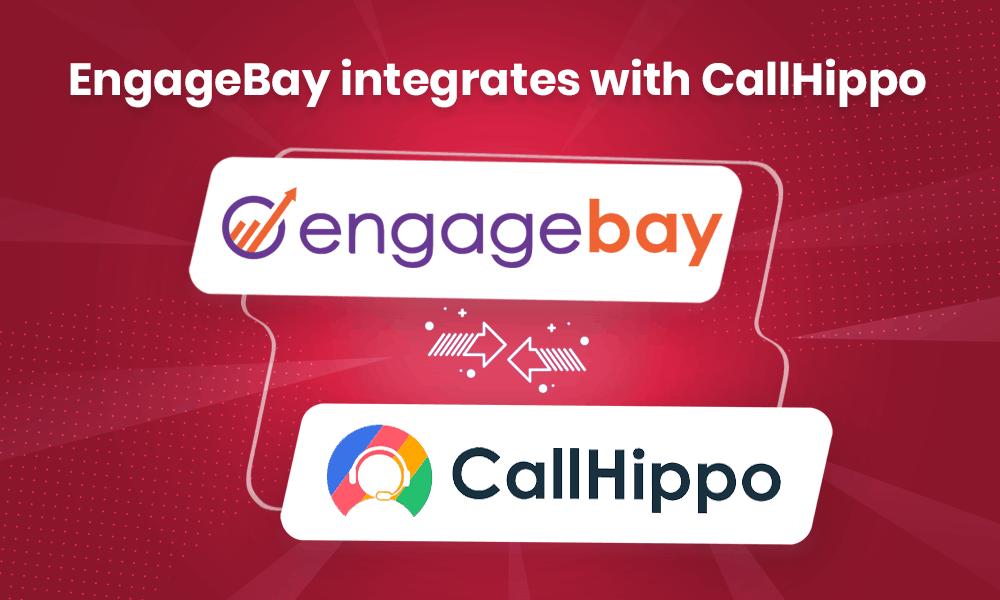 engagebay-callhippo integration