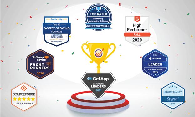 engagebay-awards