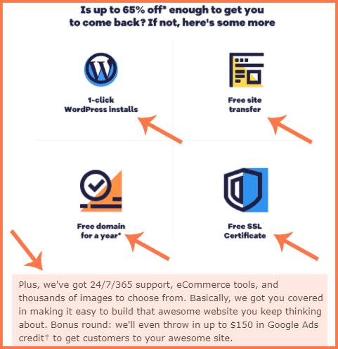 hostgator event triggered introduction email benefits