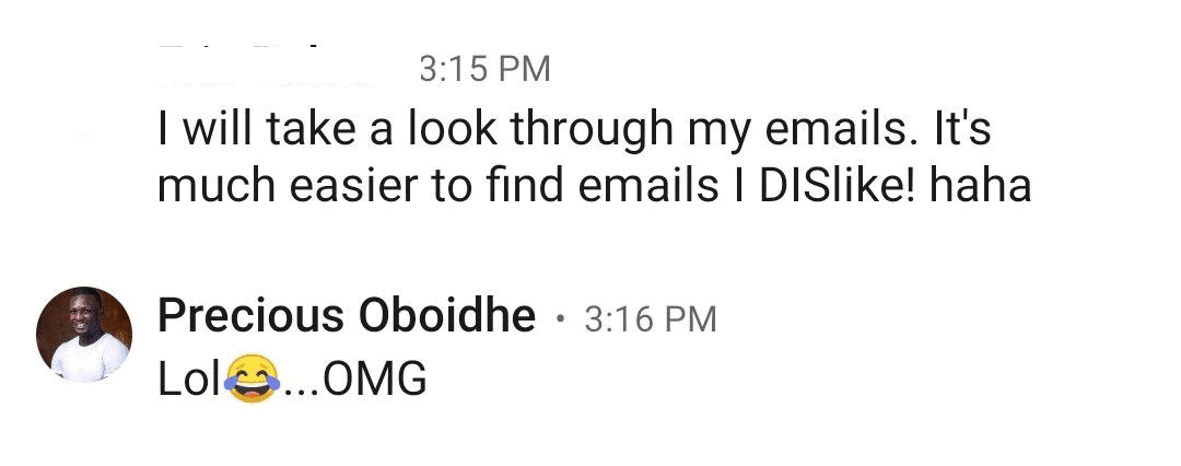marketer2 cannot find good introduction email