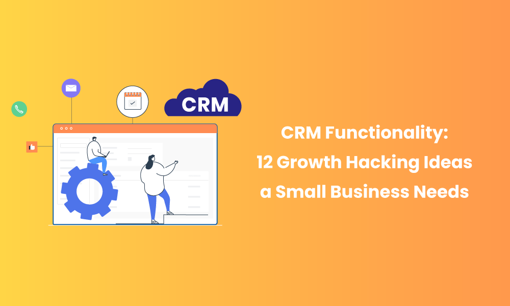 crm functionality