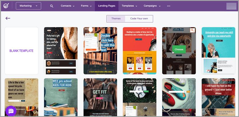 landing-page-templates