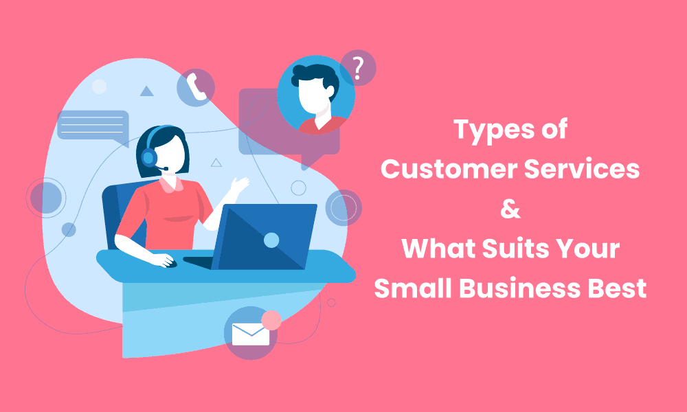 types-of-customer-support